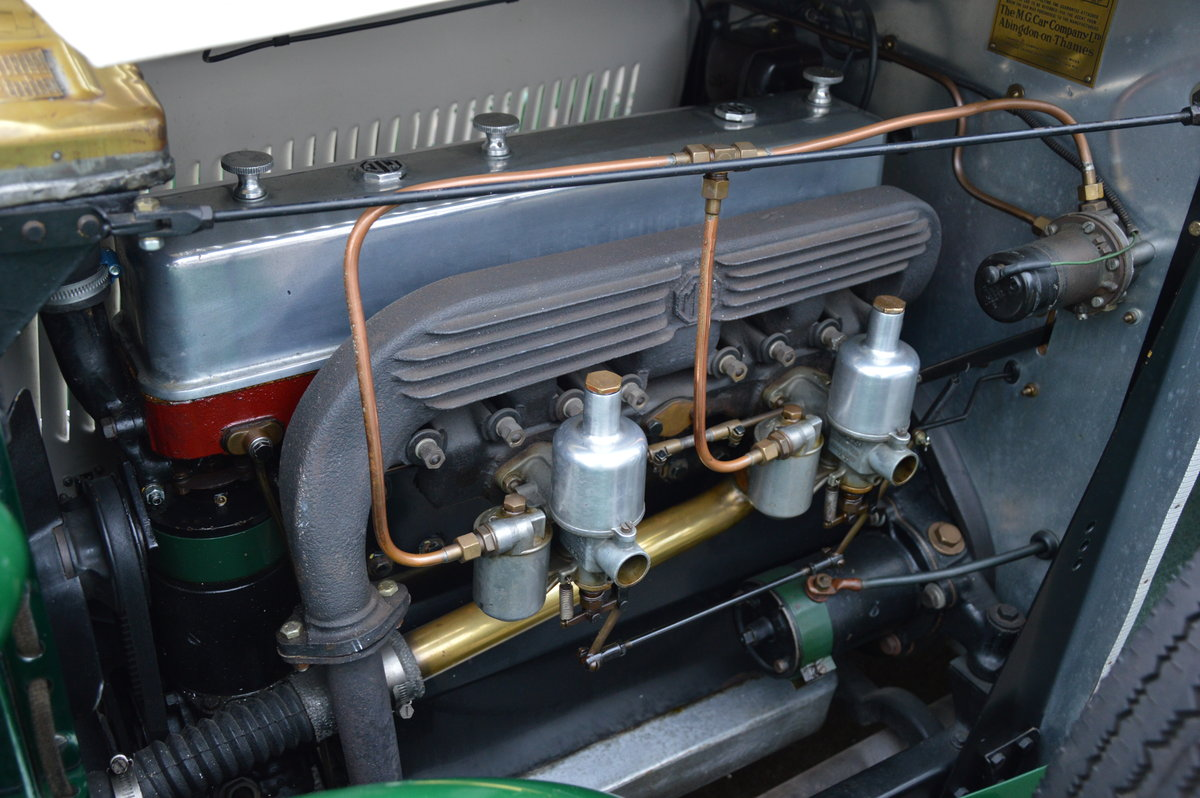 (1003) MG F-Type Magna Salonette - 1933 For Sale (picture 6 of 6)