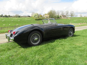 1956 MGA Roadster RHD For Sale