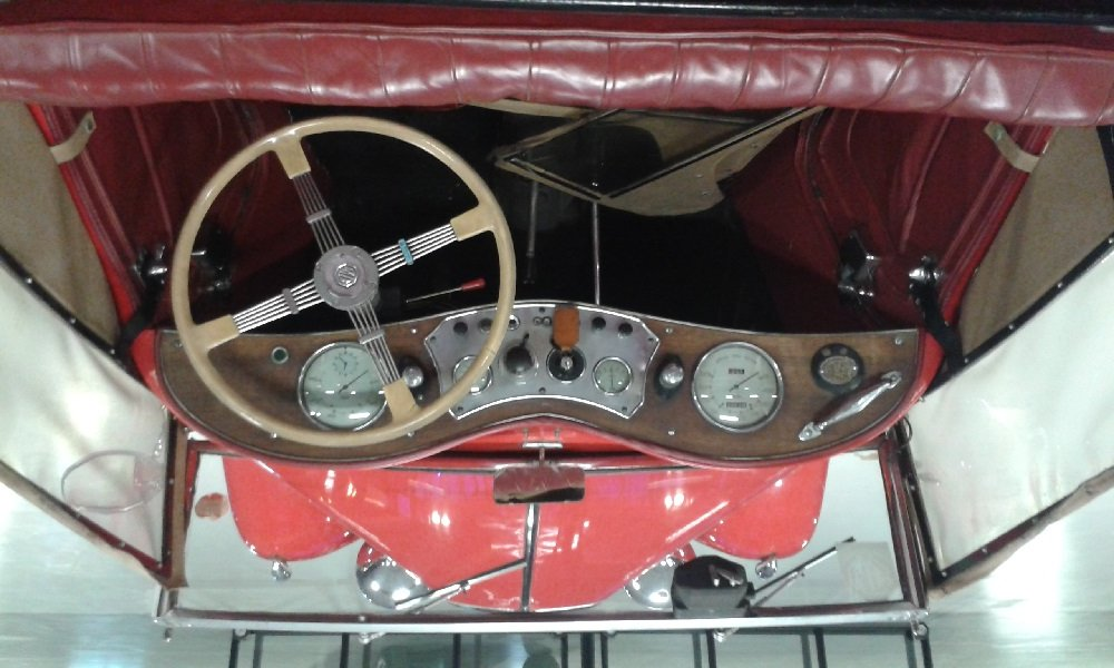 Nice MG TC from 1947 For Sale (picture 4 of 6)