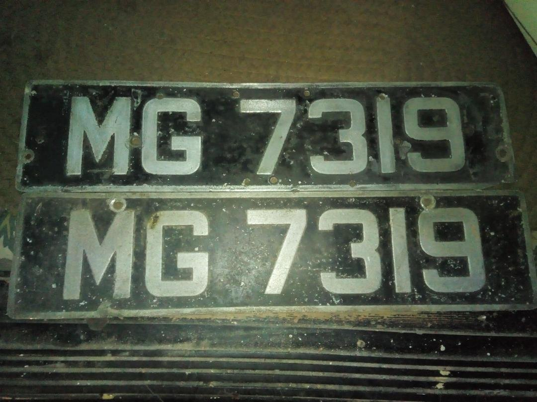 Nice MG TC from 1947 For Sale (picture 6 of 6)