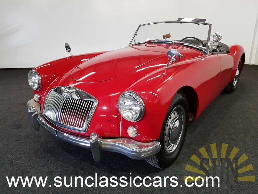 MGA 1500 cabriolet 1959 For Sale (picture 1 of 6)