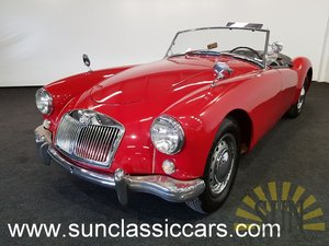 MGA 1500 cabriolet 1959 For Sale