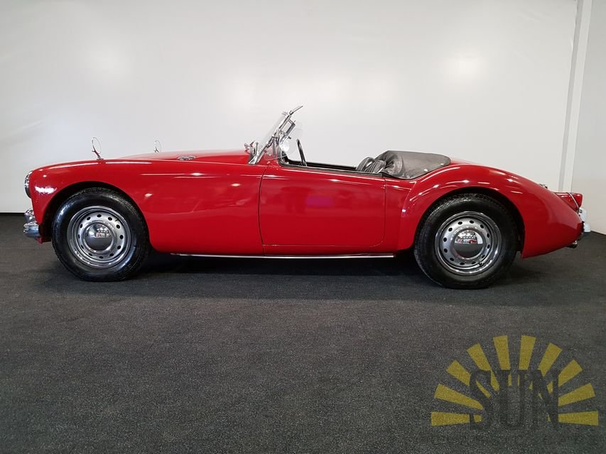 MGA 1500 cabriolet 1959 For Sale (picture 2 of 6)