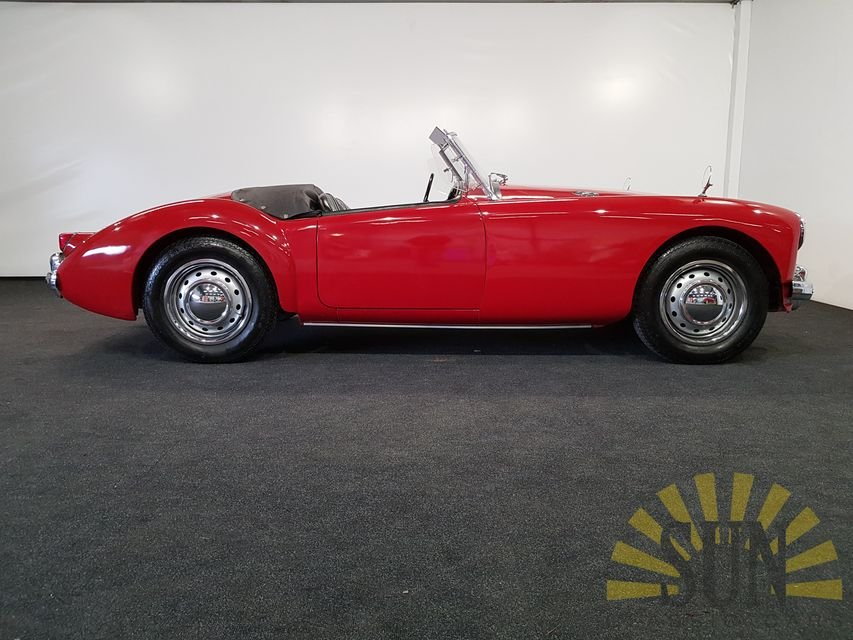 MGA 1500 cabriolet 1959 For Sale (picture 3 of 6)