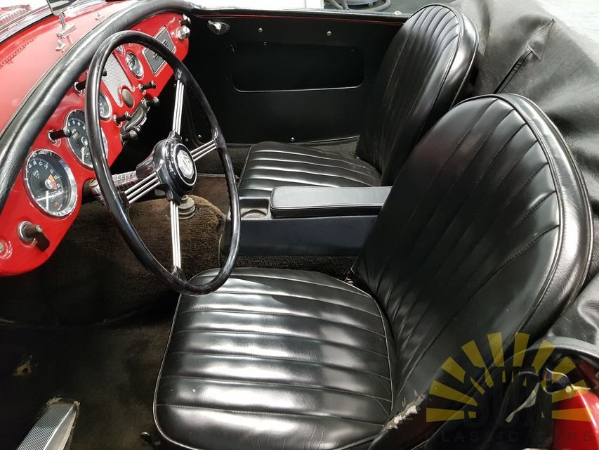 MGA 1500 cabriolet 1959 For Sale (picture 5 of 6)