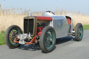 MG Q Type project 1934 For Sale
