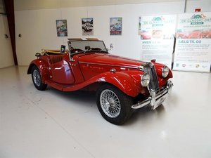 1954 MG TF 1500 - Matching numbers car For Sale