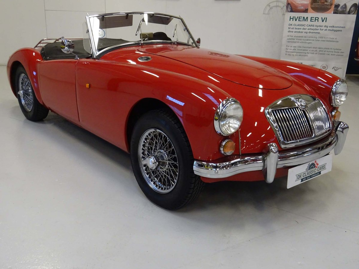 1957 MG MGA 1500 For Sale (picture 1 of 6)