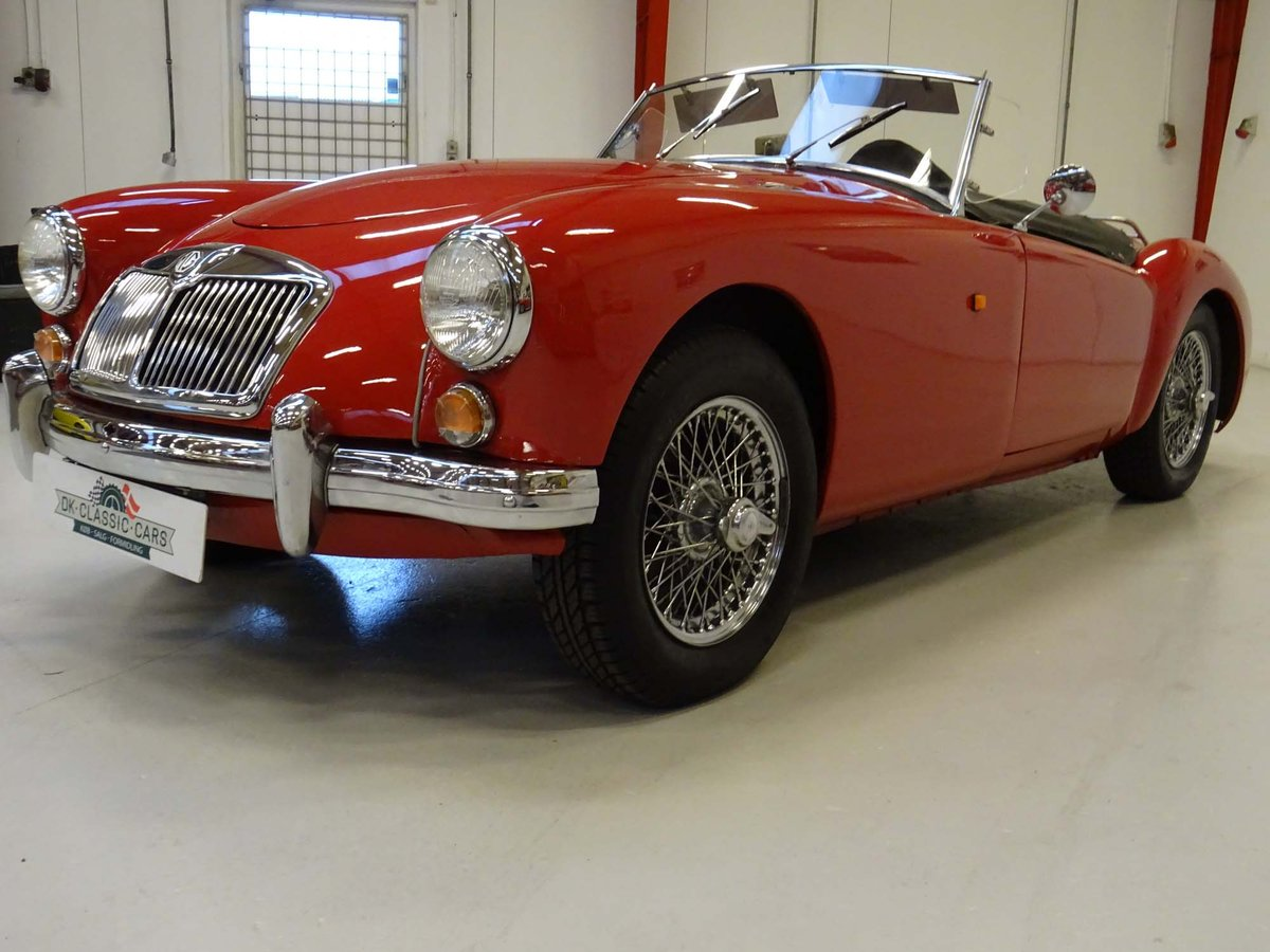 1957 MG MGA 1500 For Sale (picture 2 of 6)