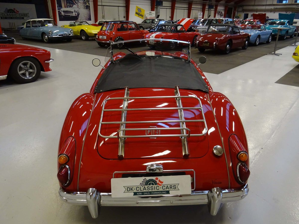1957 MG MGA 1500 For Sale (picture 3 of 6)