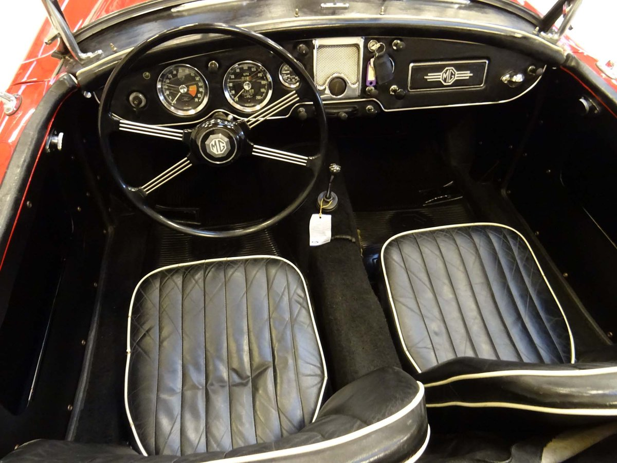 1957 MG MGA 1500 For Sale (picture 4 of 6)