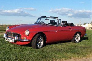 1977 MGB V8 ROADSTER For Sale