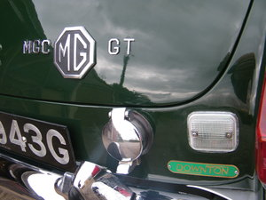 1968 Downton MGC GT For Sale