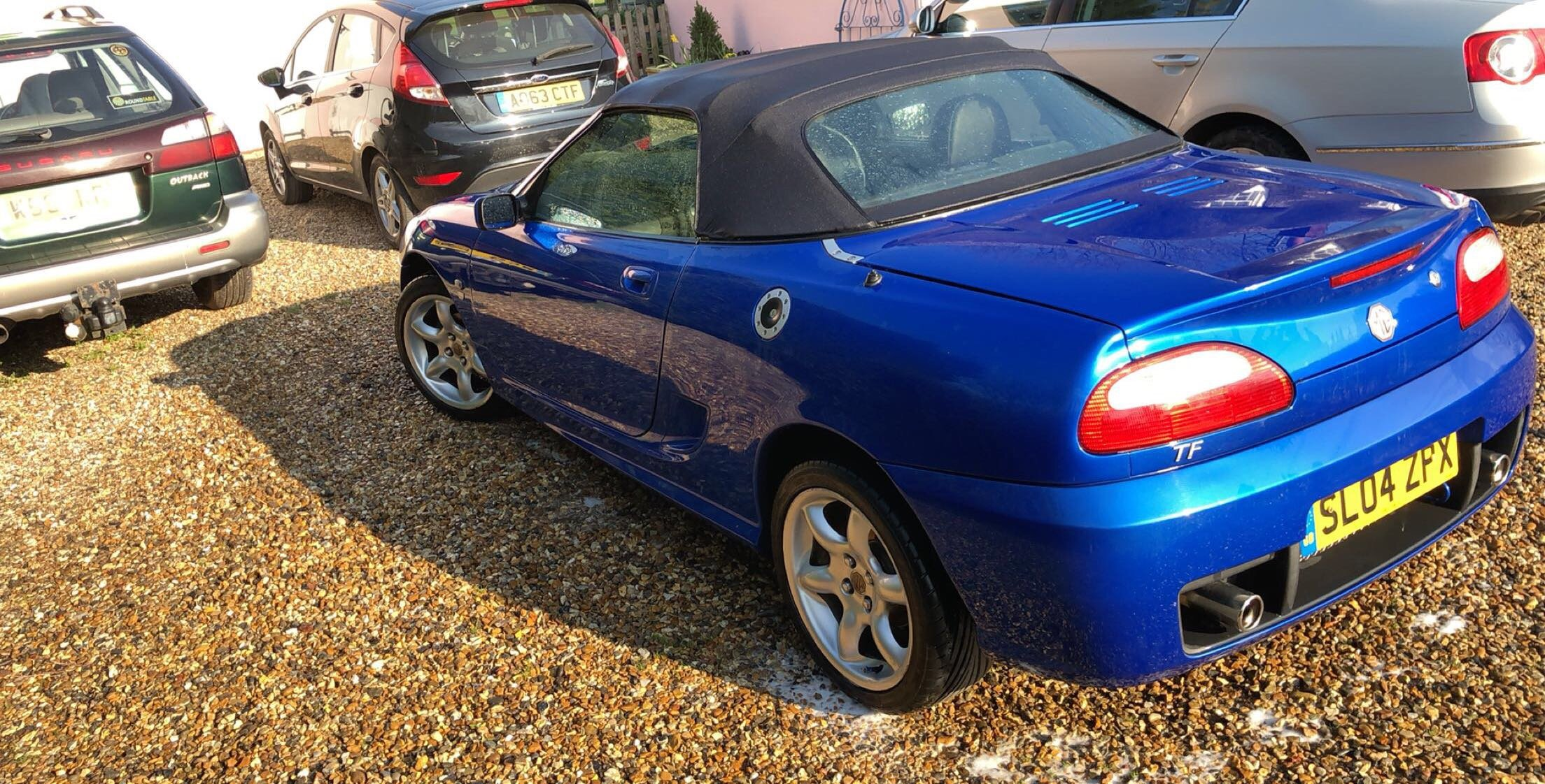 2004 MGTF for sale For Sale (picture 2 of 6)