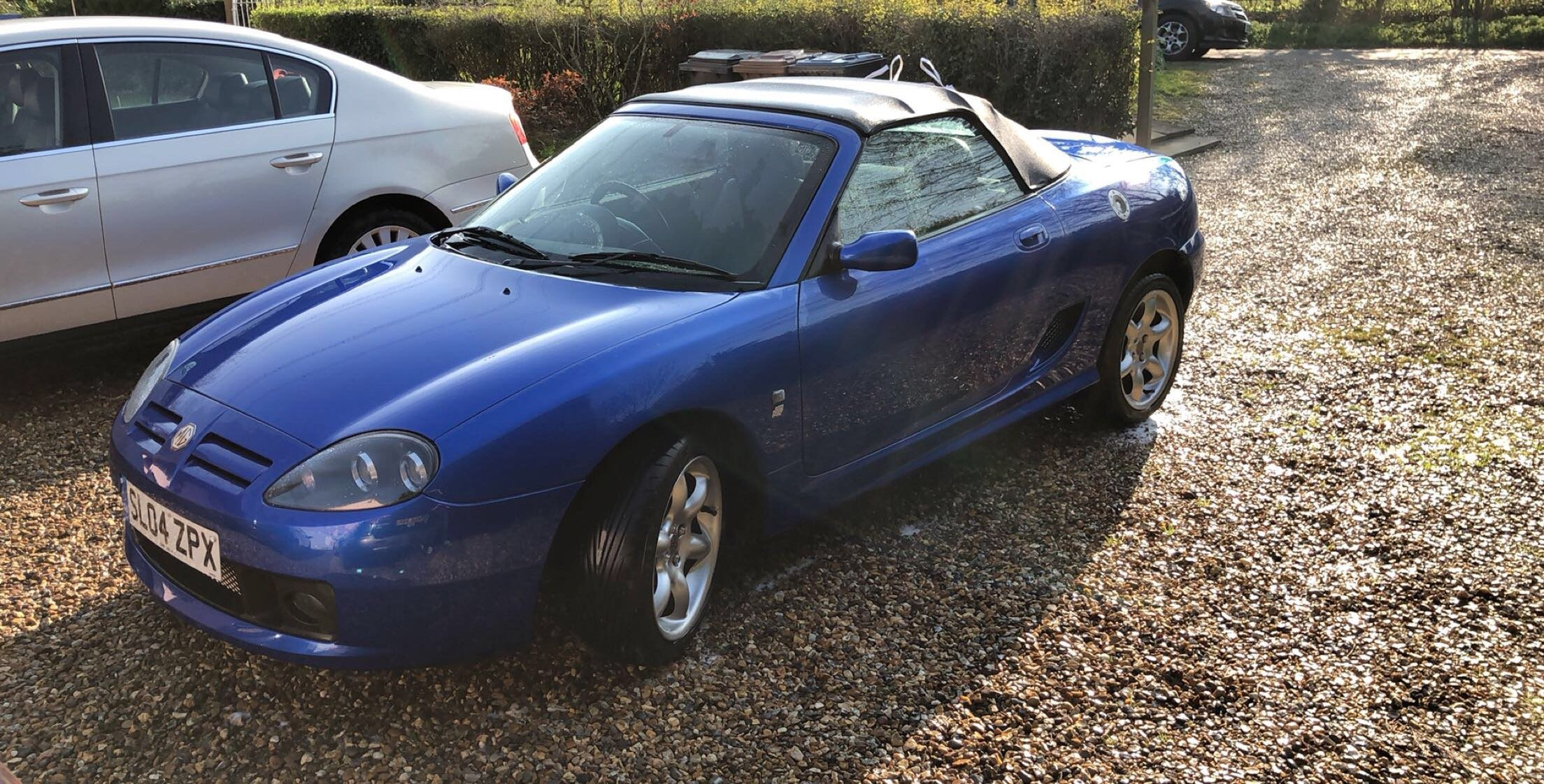 2004 MGTF for sale For Sale (picture 4 of 6)