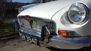 Picture of 1967 MGB GT ~ GREAT INVESTMENT ~ USE & IMPROVE ~ DRIVES WELL SOLD