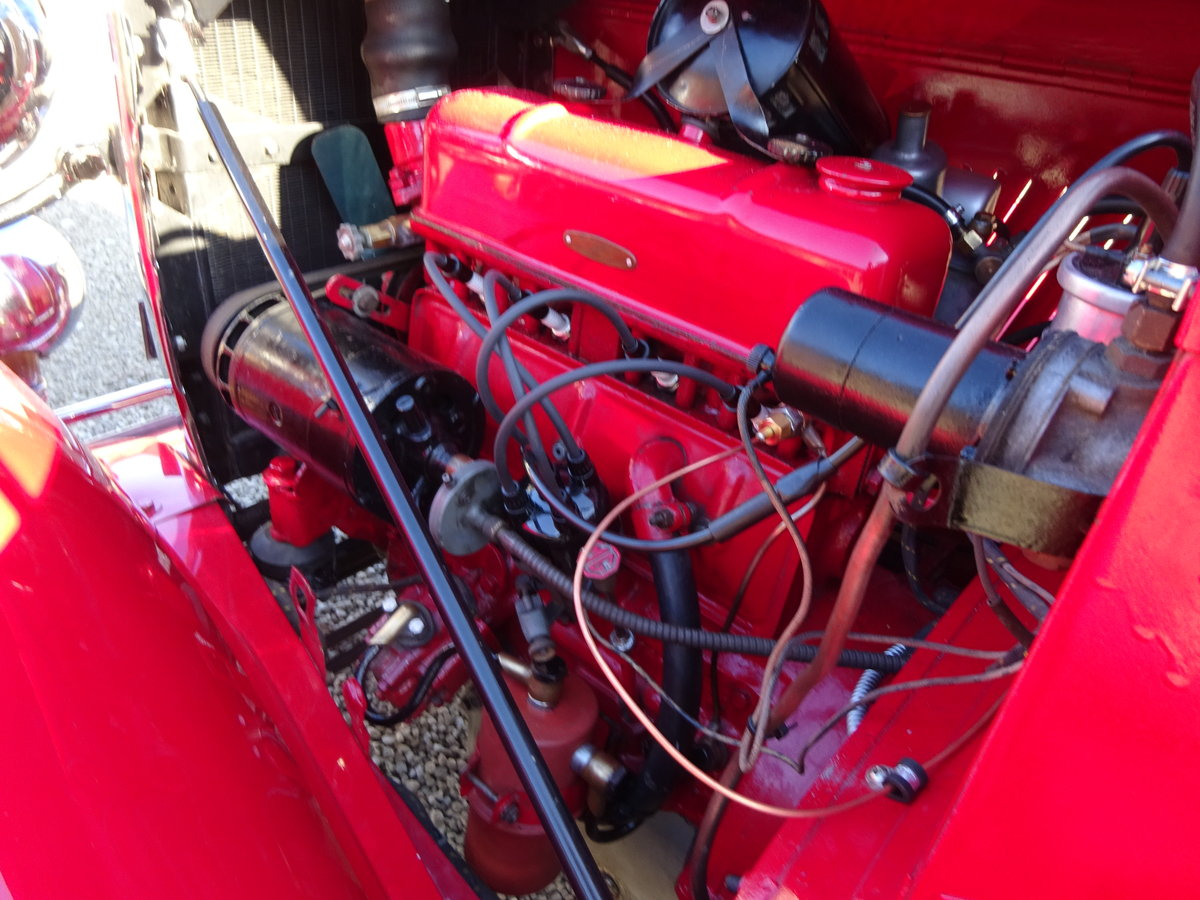 MG TC 1949 RESTORED TO HIGH STANDARD BY PREV OWNER For Sale (picture 3 of 6)