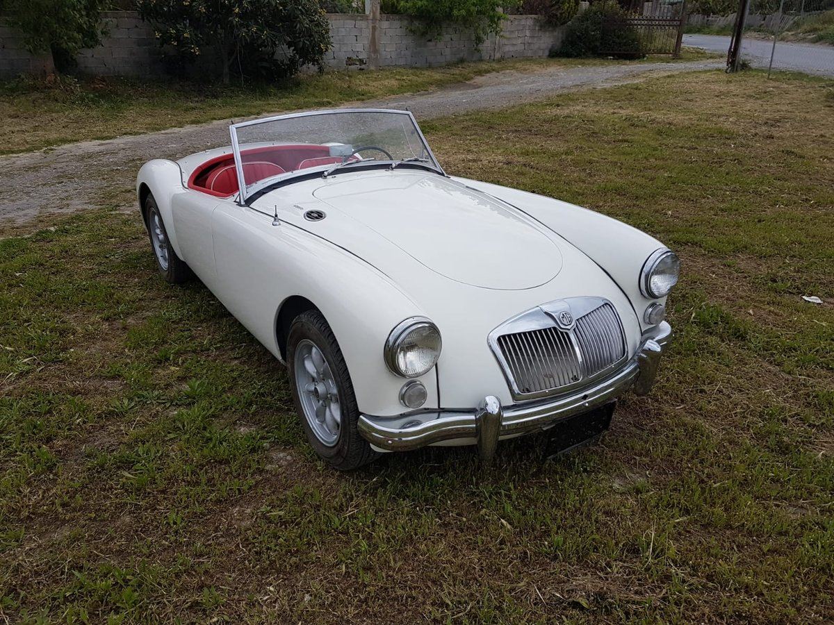 1960 MGA For Sale (picture 1 of 6)