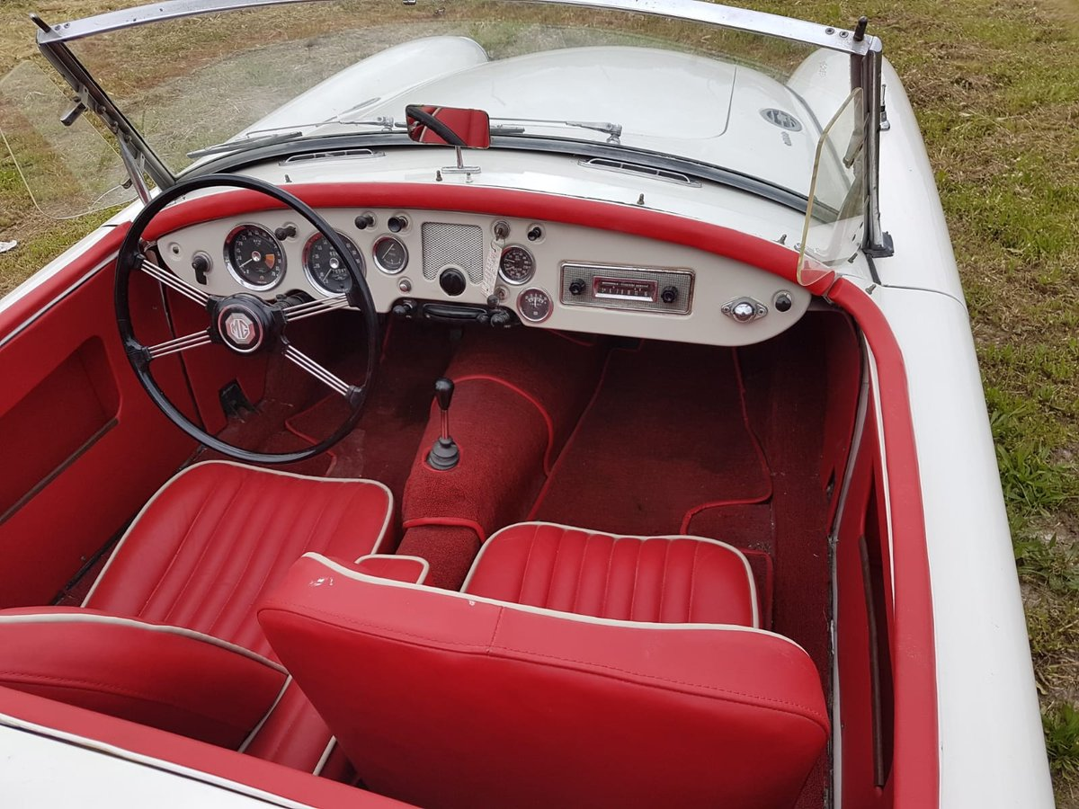 1960 MGA For Sale (picture 3 of 6)