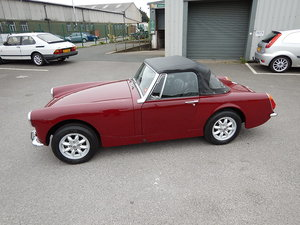 1973 MG MIDGET Mklll RWA ~  For Sale