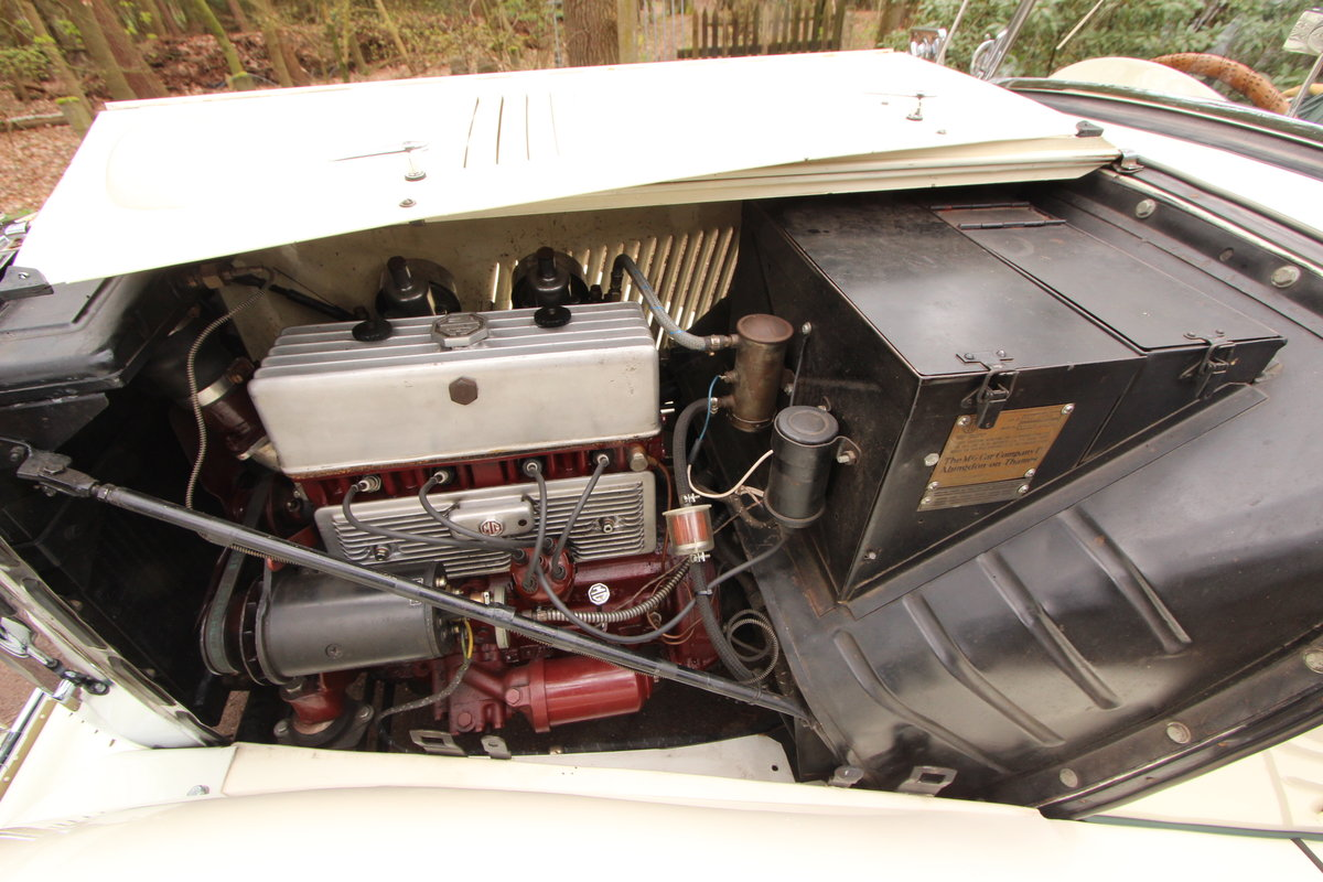 1947 Good running MG TC in restored condition For Sale (picture 6 of 6)