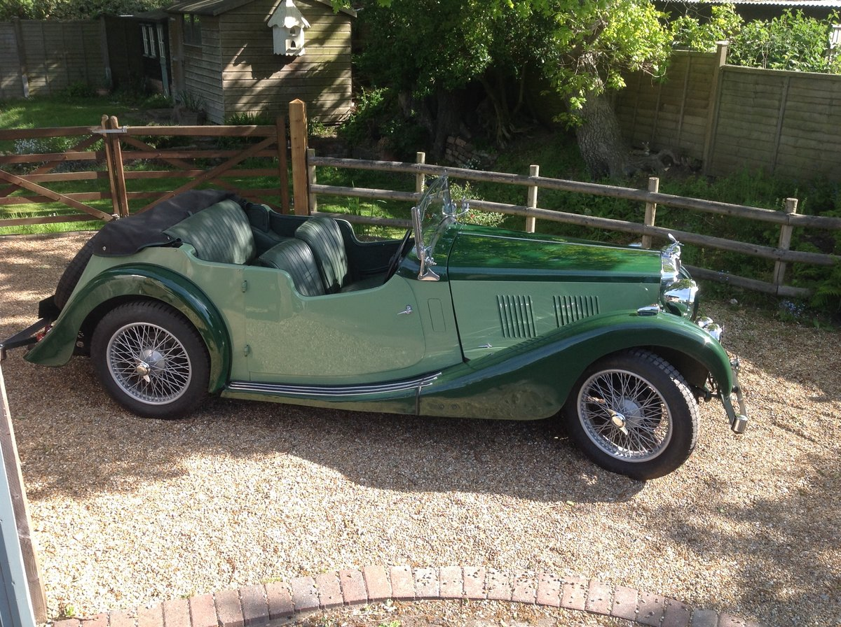 1939 MG VA TOURER SOLD (picture 2 of 6)