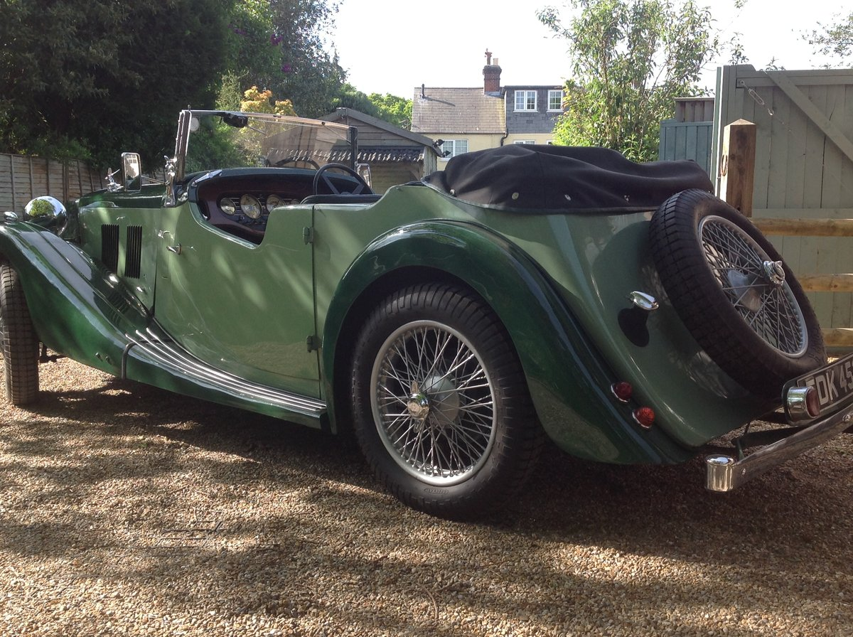 1939 MG VA TOURER SOLD (picture 4 of 6)