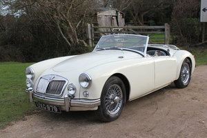 1959 MGA 1500 Roadster For Sale