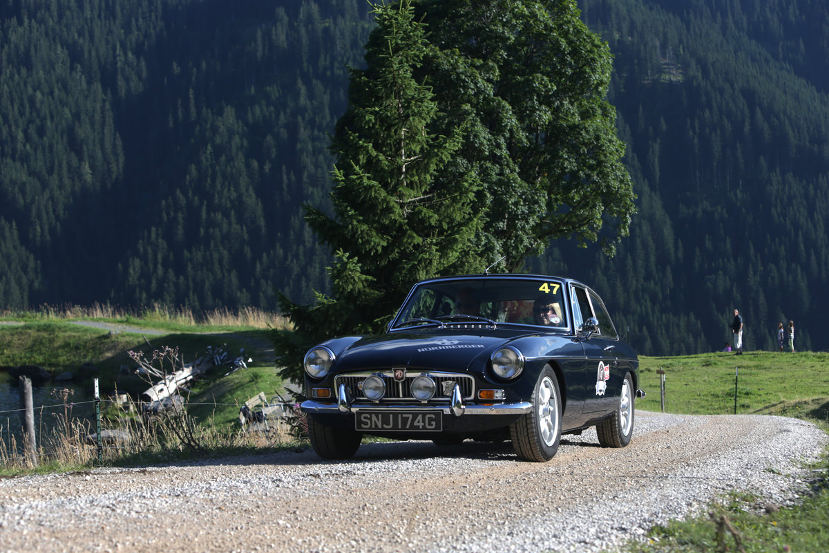1969 MGB GT, 1950cc, Frontline Upgrades SOLD (picture 1 of 6)