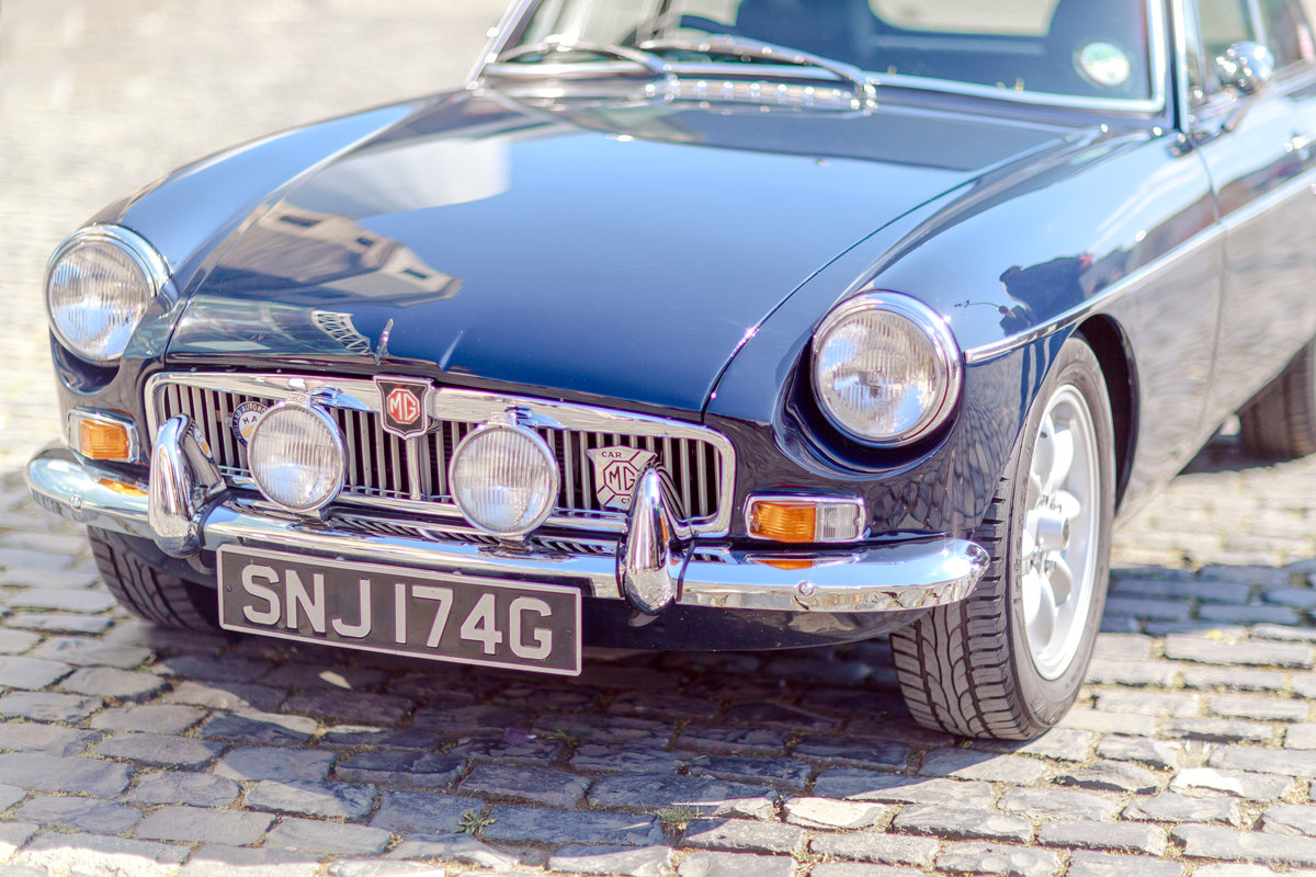 1969 MGB GT, 1950cc, Frontline Upgrades SOLD | Car And Classic