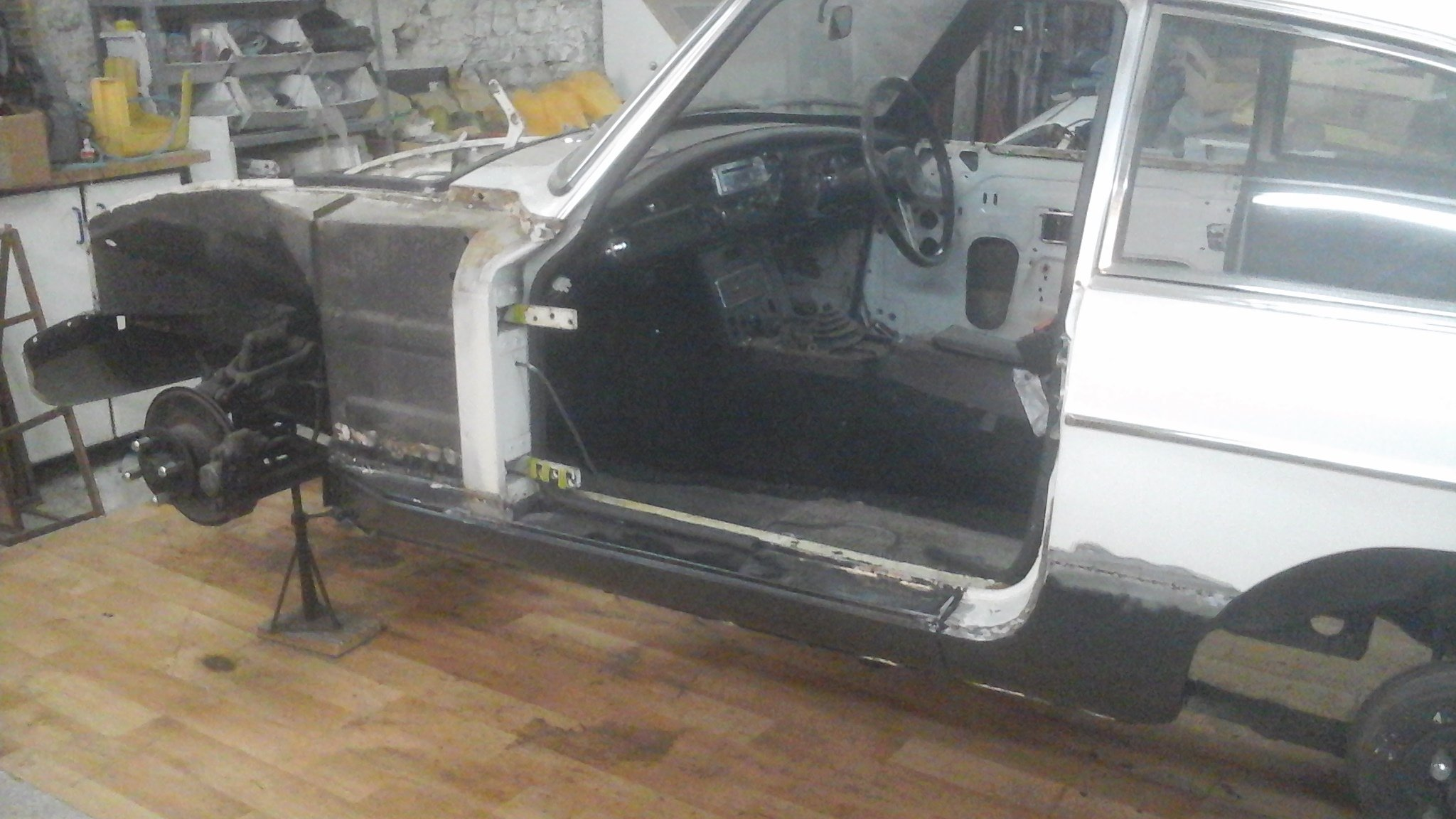 1972 Refurbished chrome bumper GT. SOLD (picture 4 of 6)
