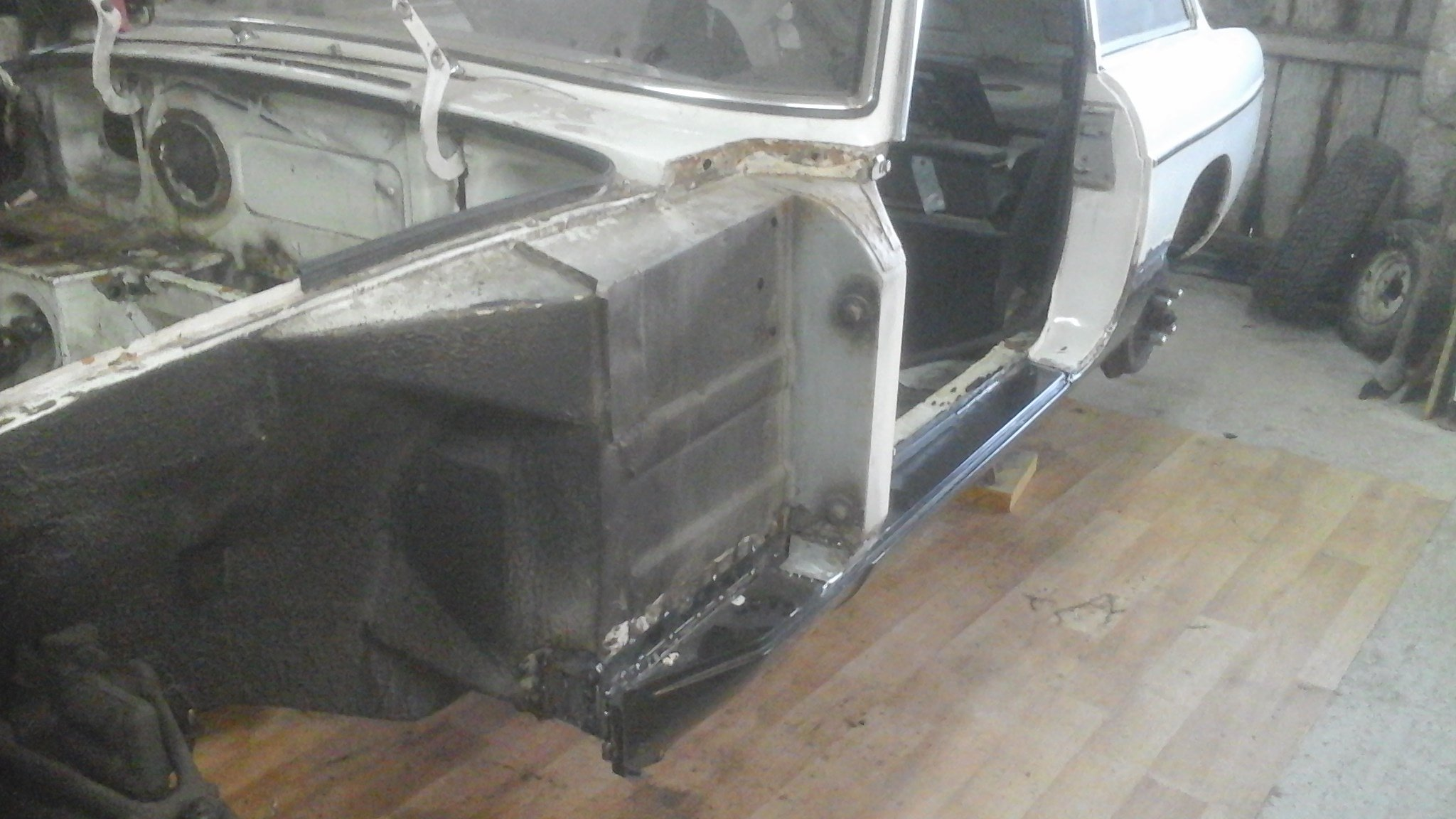 1972 Refurbished chrome bumper GT. SOLD (picture 5 of 6)