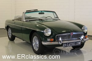 MGB cabriolet 1964 chrome wire wheels   For Sale