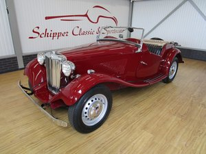1952 MG TD Roadster For Sale