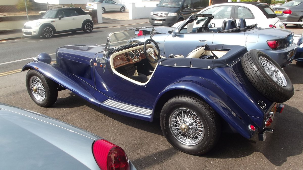 2005 NGTF 1800cc CONVERTIBLE WITH OVERDRIVE (BASED ON 1974 MGB) For Sale (picture 2 of 6)