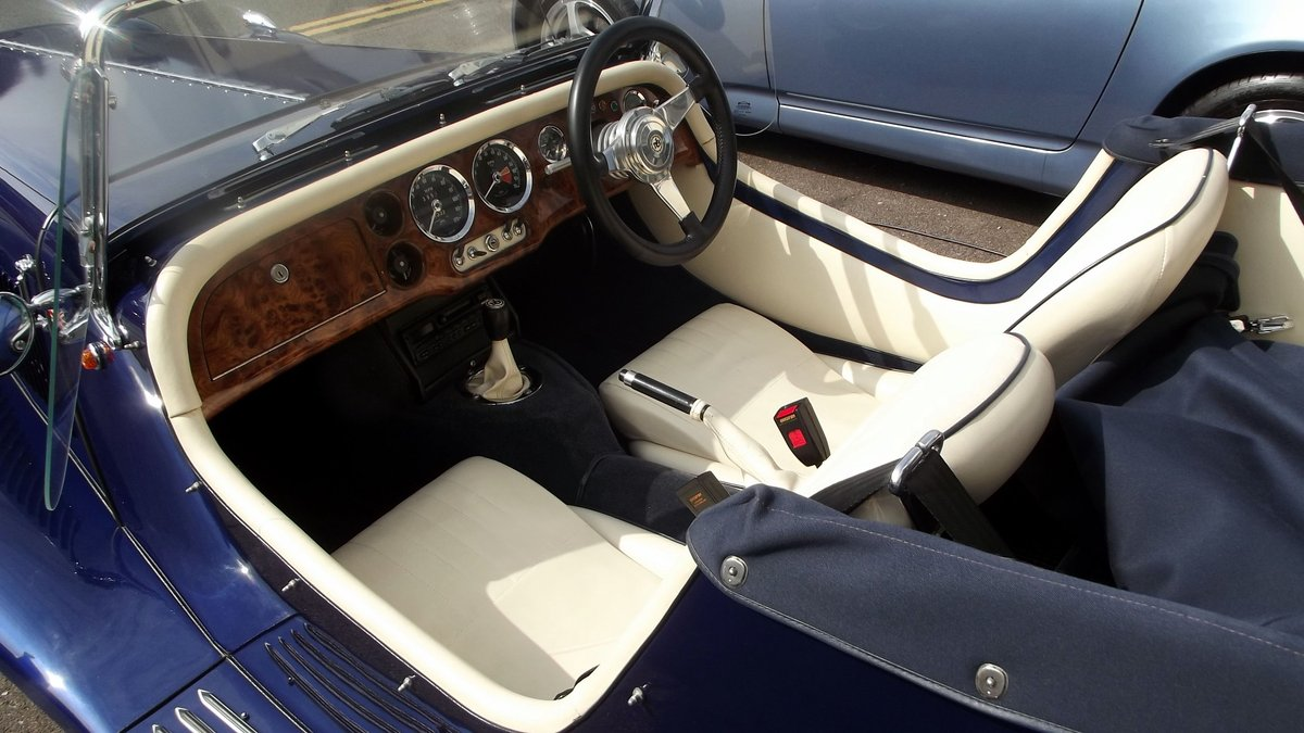 2005 NGTF 1800cc CONVERTIBLE WITH OVERDRIVE (BASED ON 1974 MGB) For Sale (picture 4 of 6)
