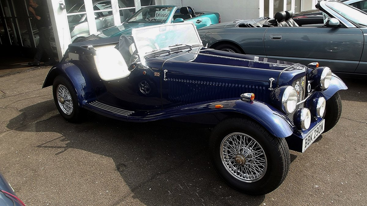 2005 NGTF 1800cc CONVERTIBLE WITH OVERDRIVE (BASED ON 1974 MGB) For Sale (picture 6 of 6)