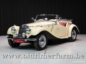 1954 MG TF '54 For Sale