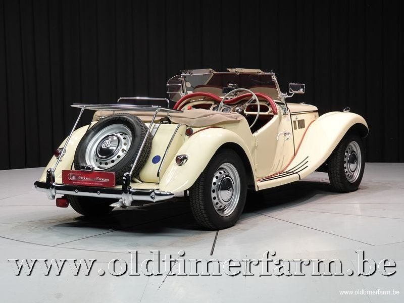 1954 MG TF '54 For Sale (picture 2 of 6)