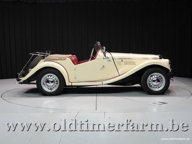 1954 MG TF '54 For Sale (picture 3 of 6)
