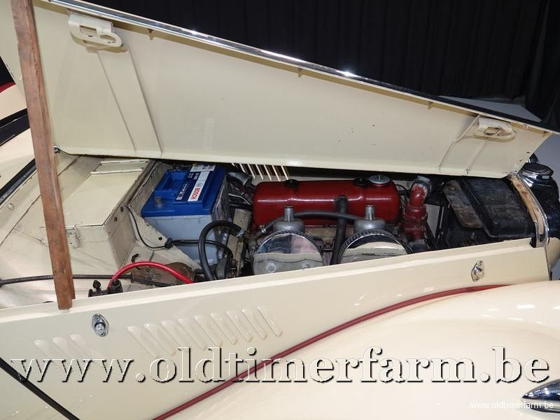 1954 MG TF '54 For Sale (picture 5 of 6)