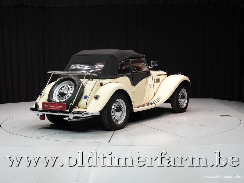 1954 MG TF '54 For Sale (picture 6 of 6)