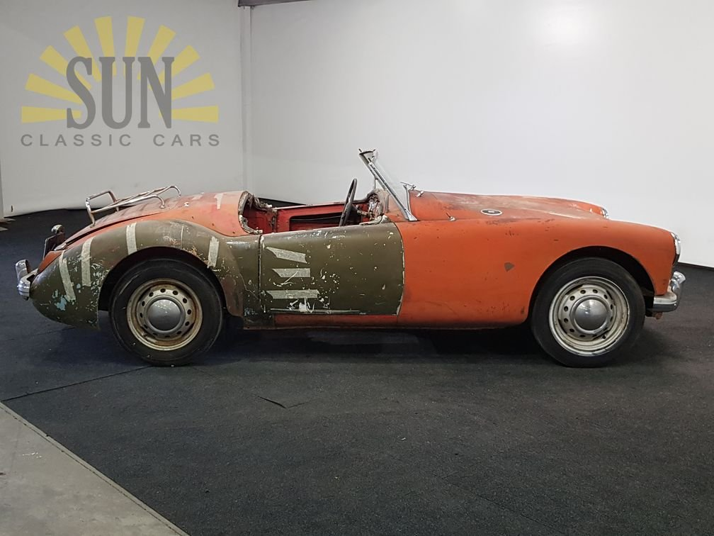 MGA 1959, very good basis for restoration For Sale (picture 3 of 6)