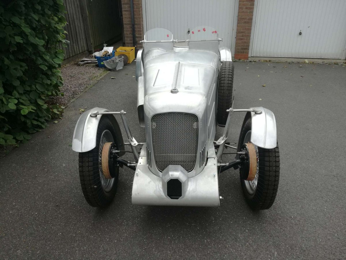 1938 MG TA Pointed-Tale Special Project  For Sale (picture 3 of 6)