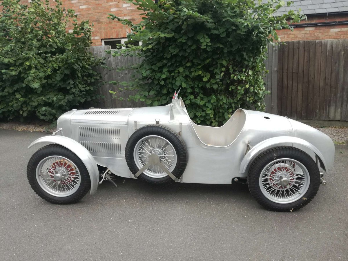 1938 MG TA Pointed-Tale Special Project  For Sale (picture 5 of 6)