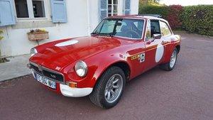 1976 MGB GT V8 Factory built, Sebring, LHD, Webasto