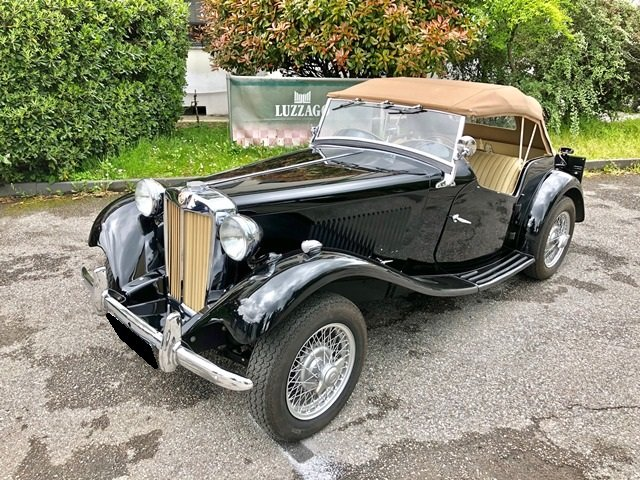 1953 MG - TD MKI For Sale (picture 1 of 6)