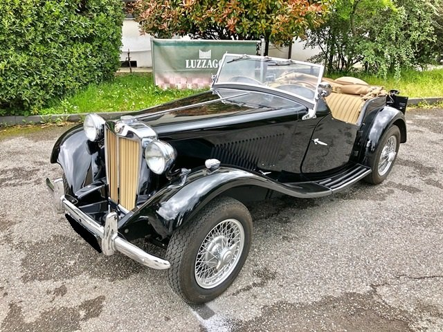 1953 MG - TD MKI For Sale (picture 2 of 6)
