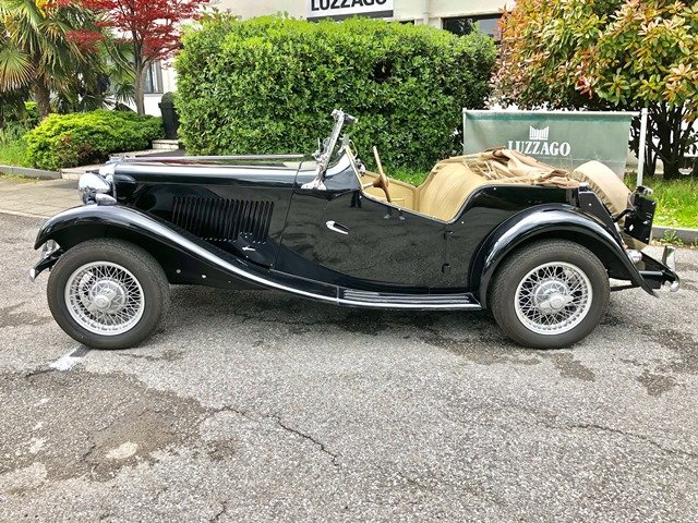 1953 MG - TD MKI For Sale (picture 3 of 6)