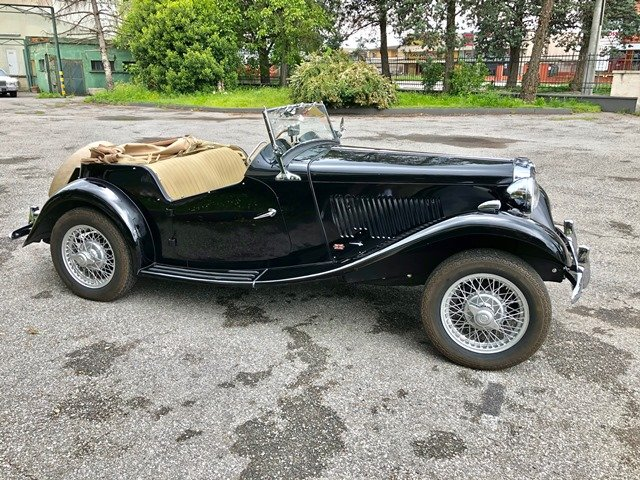 1953 MG - TD MKI For Sale (picture 4 of 6)